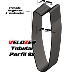 Esquema Tubular perfil 88