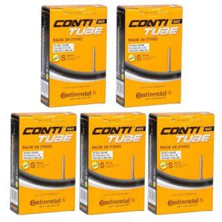 Camara Continental Race 60 pack de 5ud
