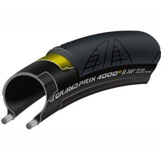 Cubierta Continental Grand Prix 4000s II - 700x23-25mm