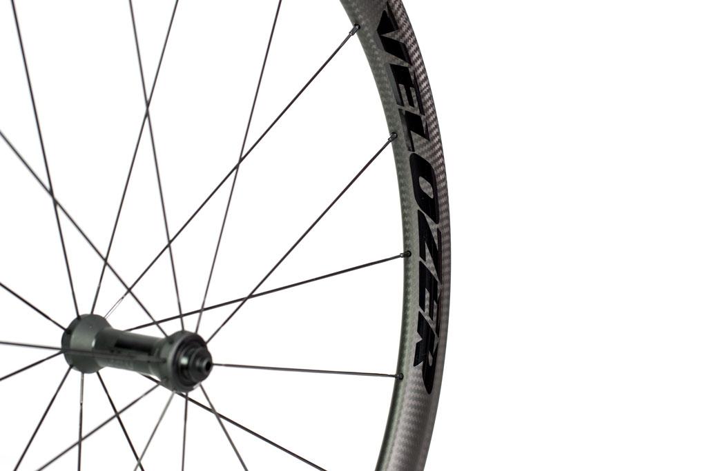 Juego de ruedas HTG Perfil 38