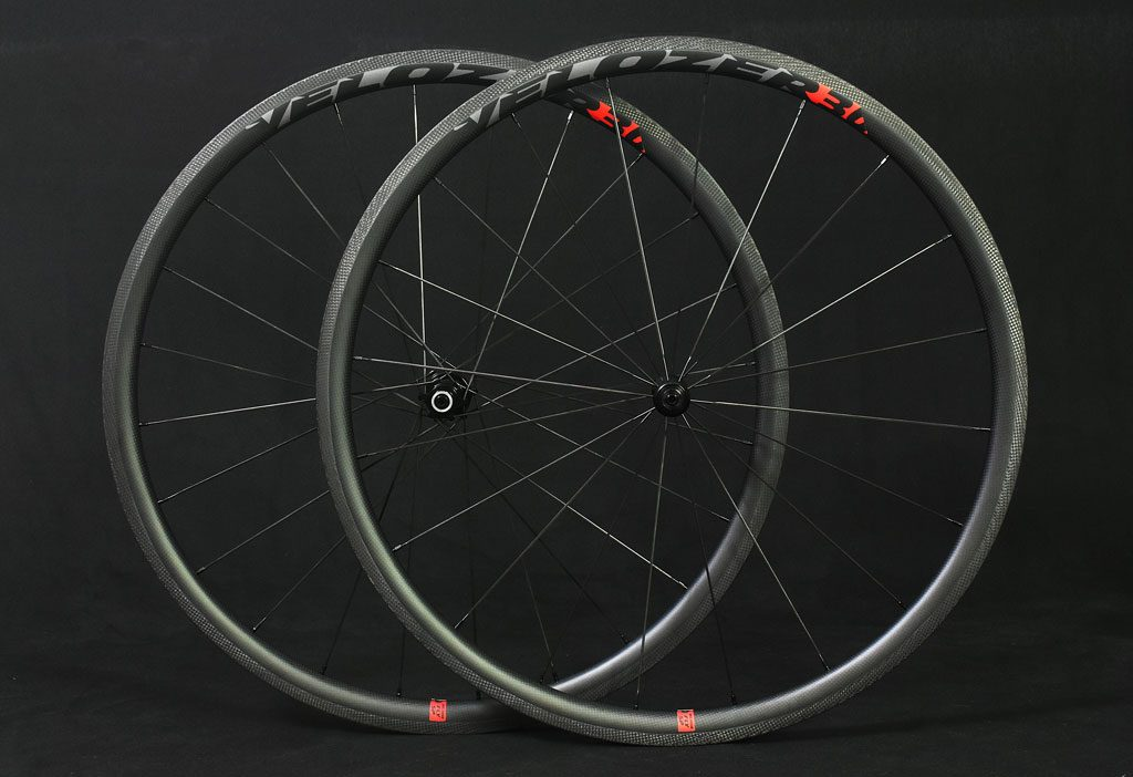 Juego de ruedas de Tubular Perfil 30
