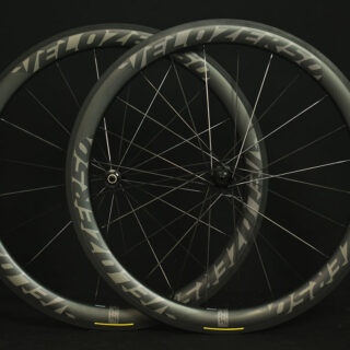 RUEDAS FULL CARBON TUBULAR