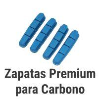 Zapatas Premium para Carbono