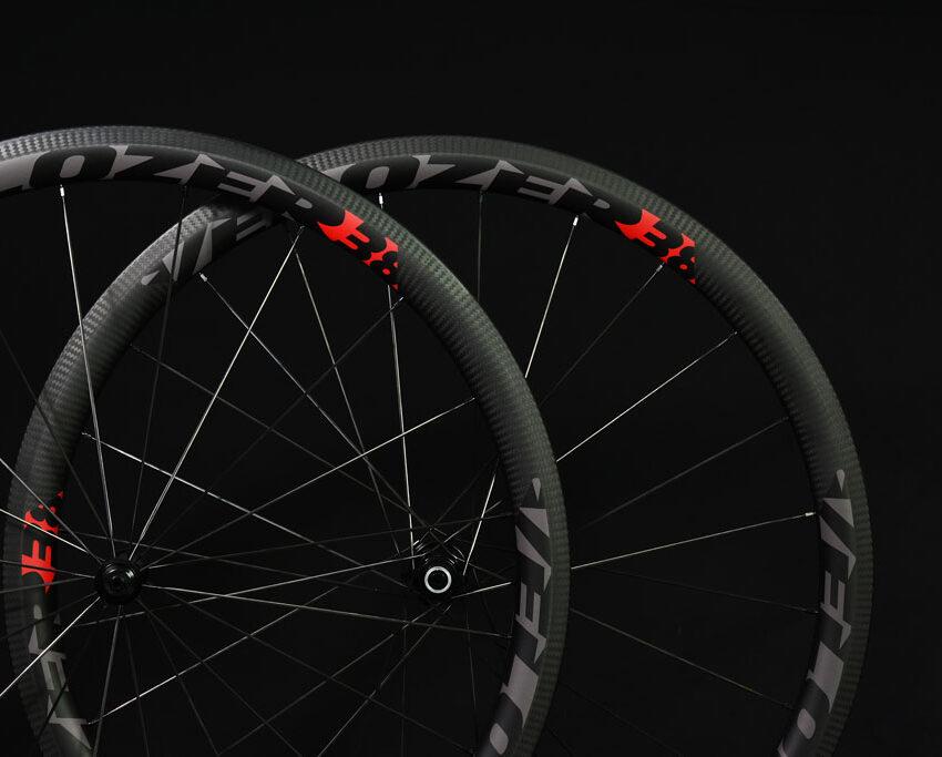 Juego de ruedas serie SL Tubular 38