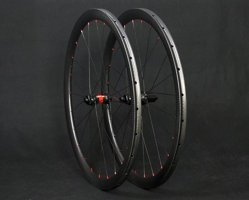 Juego de ruedas Tubular Disc 38 SL