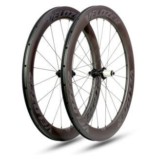 Juego de ruedas serie TRI perfil 60