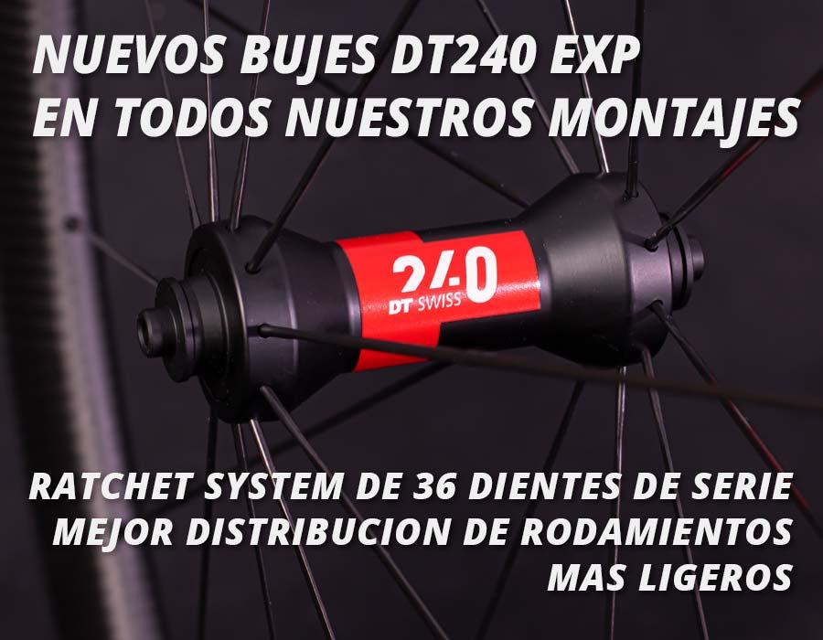 Bujes DT240 EXP